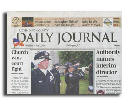 Church Wins Court Fight - North Carolina Land Condemnation and Eminent Domain Lawyer